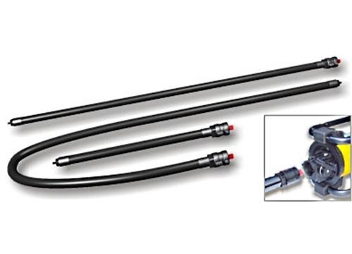 10 flexible shaft vibrator