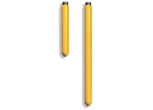 Large pencil vibrator