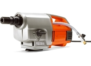 Husqvarna 3 hp Mounted 3-Speed Core Drill Motor (Low Speed)