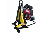 Oztec 2.5 Hp Gas Powered Backpack Concrete Vibrator Motor