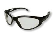"Edge ""Dakura"" Eyewear Black Frame / Clear Lens"