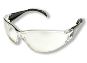 "Edge ""Kirova"" Eyewear Black Frame / Clear Lens"