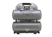 California Air Tools 1 Hp 4.6 Gallon Oil-Free Air Compressor