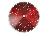 "9"" BN Products Mi850 Laser Welded Diamond Blade"