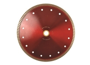 "7"" BN Products CK850 Hot Pressed Diamond Tile Cutting Blade"