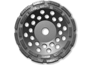 "4"" BN Products DR650 Double Row Diamond Grinding Cup Wheel"