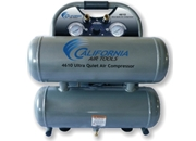 California Air Tools 1 Hp 4.6 Gallon 220V/50Hz Oil-Free Electric Air Compressor