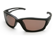 "Edge ""Kazbek"" Eyewear Black Frame / Polarized Copper Lens"