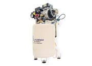 California Air Tools 1 Hp 10 Gallon LF Series Oil-Free Air Dryer Air Compressor
