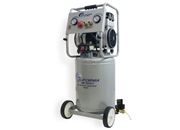 California Air Tools 2 Hp 10 Gallon Oil-Free Electric Air Compressor w/ Drain