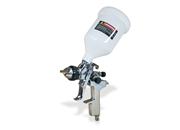 AEROPRO USA AS1006 HVLP Gravity Feed Air Spray Gun, 1.4 mm Nozzle