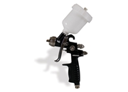 AEROPRO USA R6000 HVLP Gravity Feed Air Spray Gun, 1.0 mm Nozzle