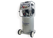 California Air Tools 2 Hp 10 Gallon 220V/60Hz Oil-Free Electric Air Compressor