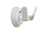 MedGear Suction Cup Double-Hook Hanger