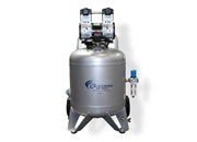 California Air Tools 2 Hp 30 Gallon Steel Tank Oil-Free Electric Air Compressor