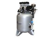 California Air Tools 2 Hp 30 Gallon Oil-Free Air Dryer Air Compressor w/ Drain