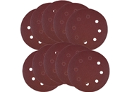 "7"" SDR7 Series Vacuum Sanding Discs For BNR1841 (10-Pack)"