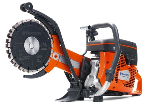 "9"" Husqvarna Gas Cut-n-Break Saw"