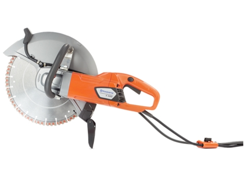 Husqvarna K4000 Wet Electric Saw | Concrete Cutting Saws For