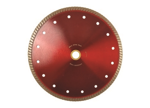 "6"" BN Products CK850 Hot Pressed Diamond Tile Cutting Blade"
