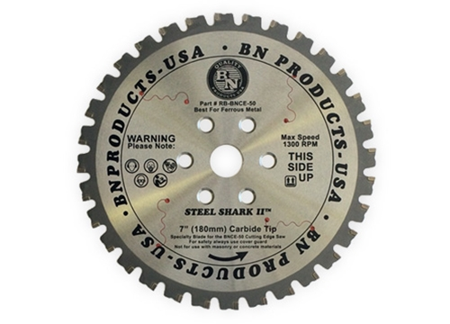 BN Products Replacement Blade For The BNCE-50 Cutting Edge Saw
