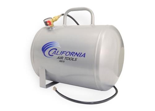 California Air Tools 10 Gallon Steel Auxiliary Air Tank