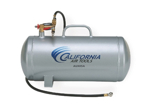 California Air Tools 5 Gallon Aluminum Auxiliary Air Tank