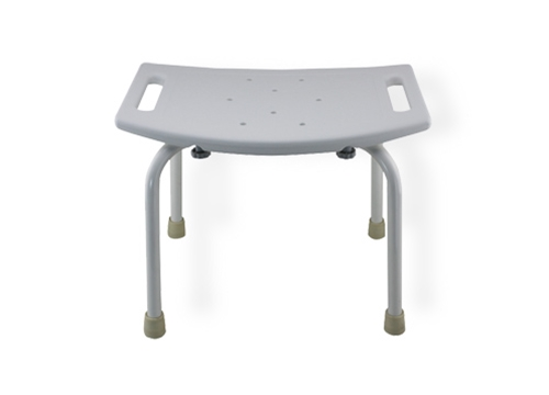 MedGear Tool-Free Bathroom Shower Tub Bench