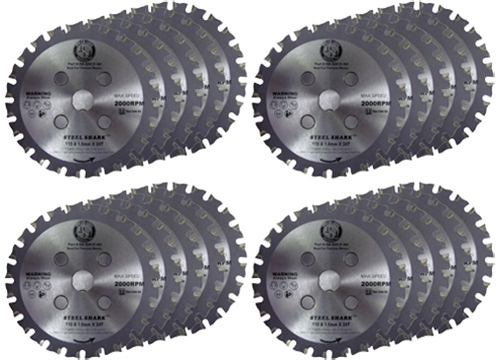 BN Products Replacement Blade For The BNCE-20 Cutting Edge Saw, 20-Pack