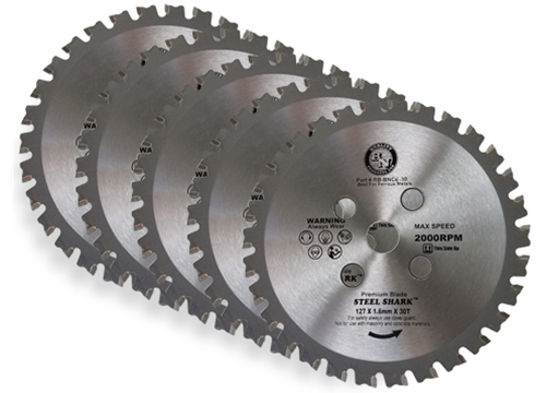 BN Products Replacement Blade For The BNCE-30 Cutting Edge Saw, 5-Pack
